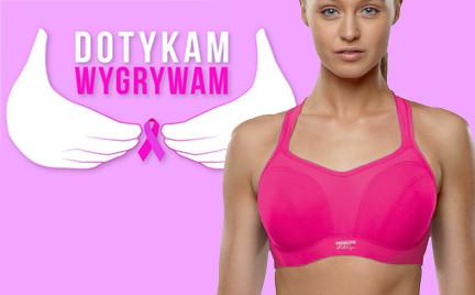 Snobka intymnie: dobór biustonosza a badanie piersi
