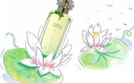 Zamienniki kosmetyczne: zapachy jak Hermes Un Jardin Sur Le Nil
