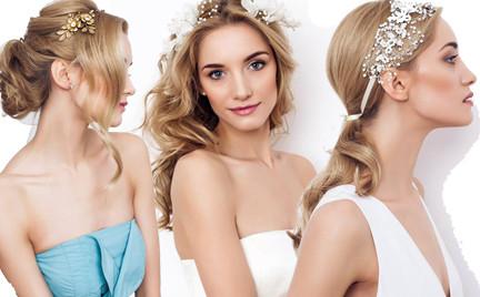 Royal Love czyli ślubne ozdoby głowy