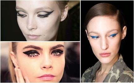 Inspiracja makijażowa: Kocie Oko