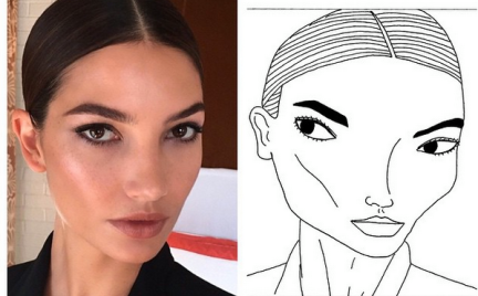 Hit z Instagrama: badly drawn models
