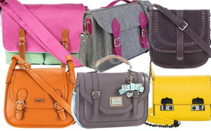 Kupujemy: torebkę z klapą