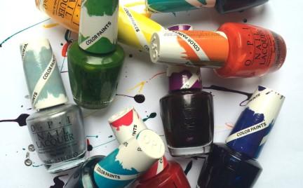 Hit czy kit manicure witrażowy na lato