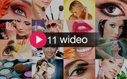 Wideomakijaże: makijaże dla małych ust
