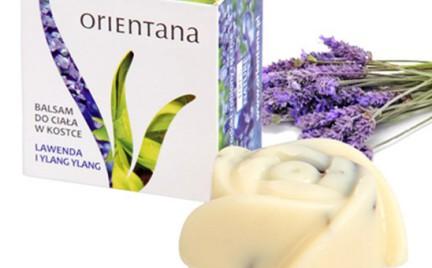 Kosmetyk tygodnia: balsam do ciała w kostce Orientana