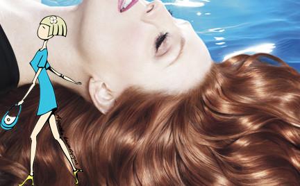 Kosmetyczna Agentka: stylizacja i farbowanie włosów