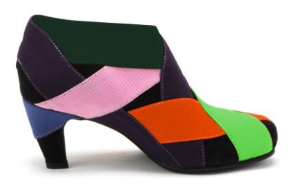 Kolor na stopach: United Nude