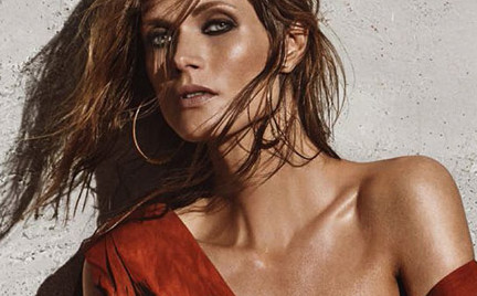 Małgosia Bela w niemieckim Vogue