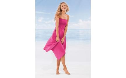Jak Ci się podoba: sukienka plażowa Cellebes