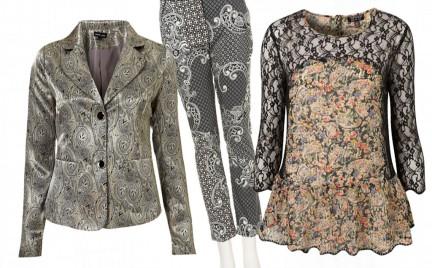 Trend na jesień: orientalny wzór paisley