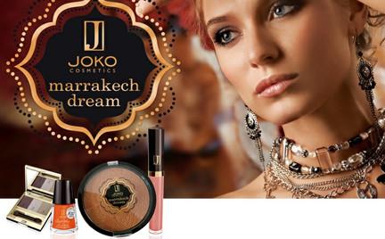 Kosmetyki tygodnia: kolekcja Joko Marrakech Dream