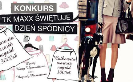 Konkurs: Dzień Spódnicy i zakupy w TK Maxx do wygrania