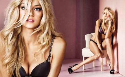 Biustonosze typu push-up: przegląd propozycji Victoria s Secret