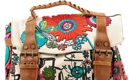 Szalone torby i torebki Desigual
