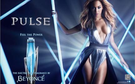 Beyonce Pulse z błękitną orchideą
