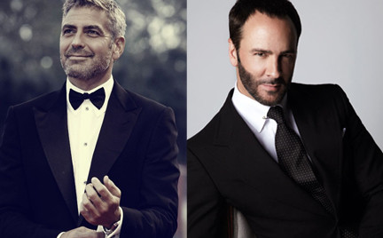 Tom Ford i George Clooney robią film