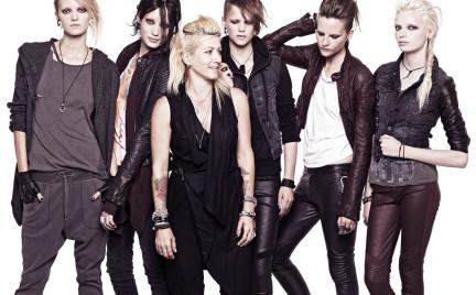 The Girl With Dragon Tattoo nowa kolekcja H M 14 grudnia w sprzedaży