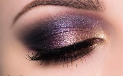 Makijaż: Barwy Nocy