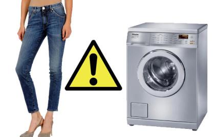 Eko-snobka: brudne jeansy w służbie środowiska