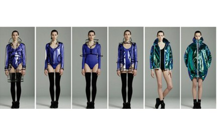 To jest super: ubrania przeciwdeszczowe Wanda Nylon
