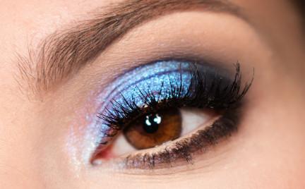 Makijaż: Blue Lagoon