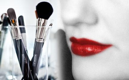 Tajemnice kosmetyków: pędzle do makijażu pędzel do malowania ust