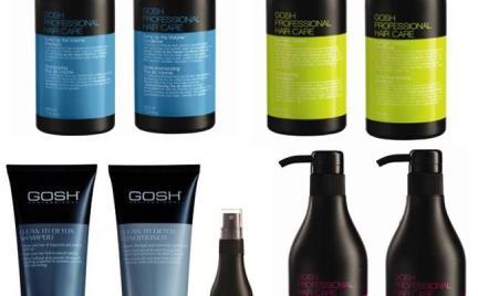 Pielęgnacja włosów Gosh Professional