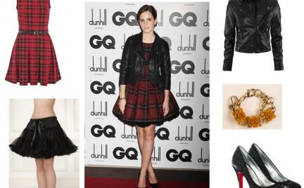 W stylu gwiazdy: Emma Watson