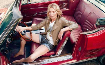 Kate Moss wiecznie młoda