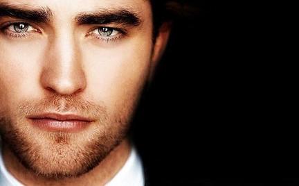 TOP 100 najprzystojniejsi faceci: Robert Pattinson (01 100)