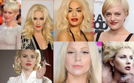 Platynowy blond: hit czy kit