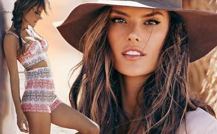 Aniołek Victoria s Secret zakłada własną markę