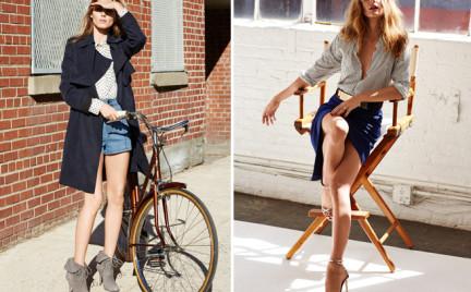 Olivia Palermo projektuje kolekcję butów dla marki Aquazurra