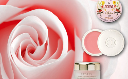 Na każdą kieszeń: różana ochrona i pielęgnacja ust