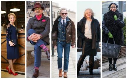 Blogerzy modowi po pięćdziesiątce