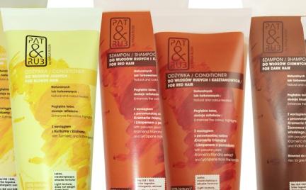 Naturalna pielęgnacja koloru włosów z Pat Rub