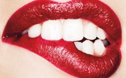 Beauty Info: czerwona szminka