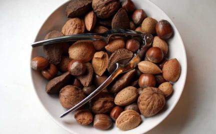 Orzechy obniżają poziom cholesterolu