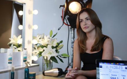 Nowe oblicze kosmetyków Pantene z Martą Żmudą Trzebiatowską