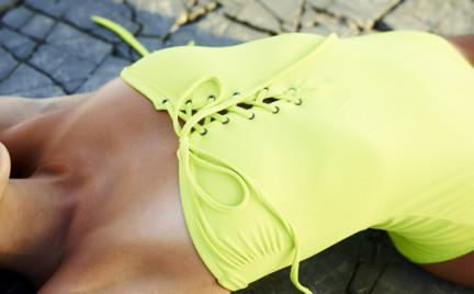 Seksowne kostiumy kąpielowe Salt Swimwear