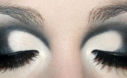 Makijaż 123 Lady Gaga