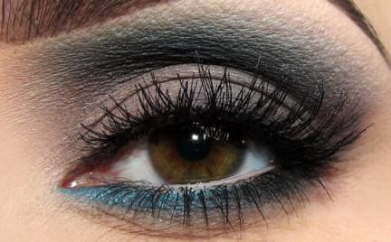 Makijaż: Przydymiony Kolor