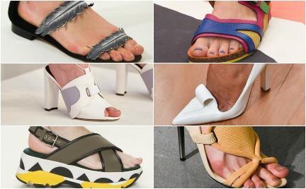 Top 8. Trendy obuwnicze na wiosnę 2015