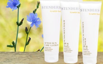 Kosmetyki słoneczne - Stenders Gentle Sun