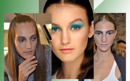 Wiosenne metamorfozy: makijaże fryzury. Przegląd trendów