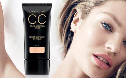 W poszukiwaniu podkładu idealnego: Max Factor CC Cream