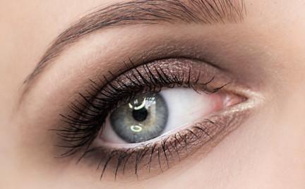 Makijaż: Wieczorowy dla niebieskich oczu