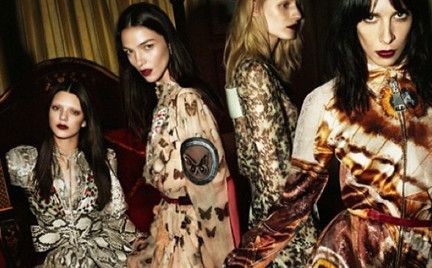 Kendall Jenner w kampanii Givenchy