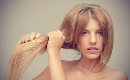 Domowe sposoby na błyszczące włosy. Część 1
