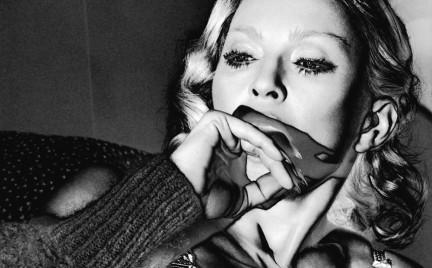 Madonna gwiazdą kolejnego kontrowersyjnego edytorialu Interview Magazine